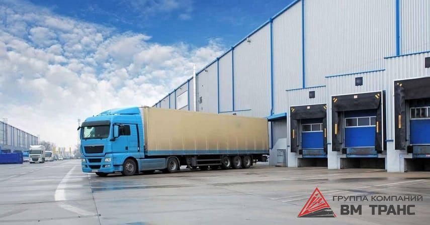Доставка грузов в торговые сети в Липецке